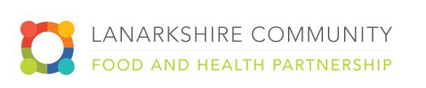 Lanarkshire Food and Health Partnership Logo