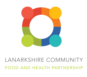 Lanarkshire Food and Health Partnership Logo